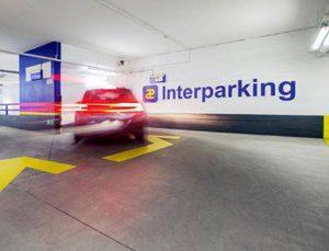 Parking d'Interparking