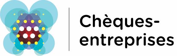 Logo Chèques-entreprises coloré