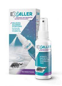 Exaller spray anti acariens
