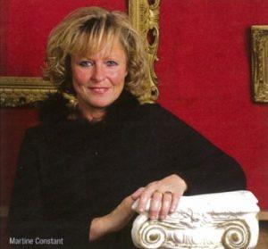 Martine Constant photo revue de presse