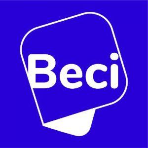 Logo Beci bleu