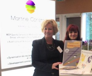 Martine Constant Consulting Group Tombola